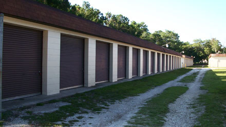 Fraser's Mini Storage - Flagler Beach Florida